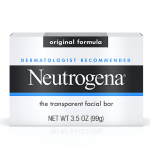 Neutrogena Original Face Soap Bar with Glycerin