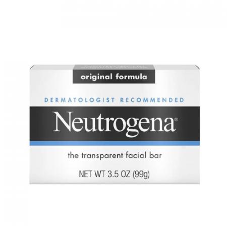 Neutrogena Fragrance Free Transparent Facial Bar