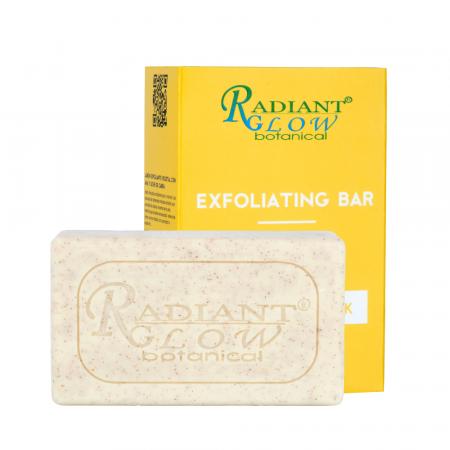 Radiant Glow Botanical Exfoliating Bar 200g