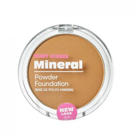 Ruby Kisses Mineral Powder Foundation – All Shades