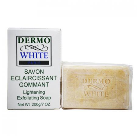 Dermo White Lightening Exfoliating Soap