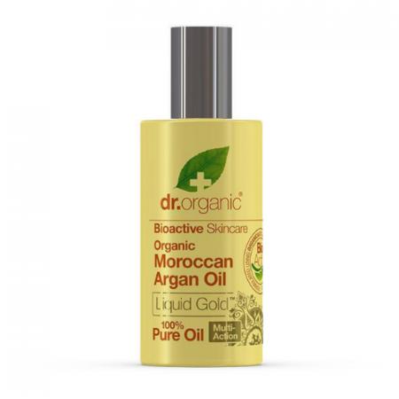 Dr Organics Moroccan Argan Oil Liquid Gold