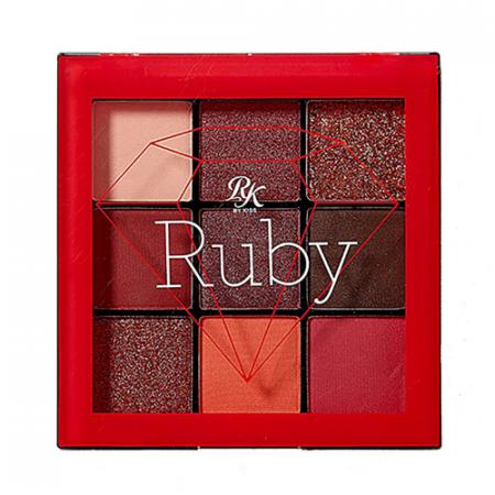 Ruby Kisses Eyeshadow Palette – Ruby