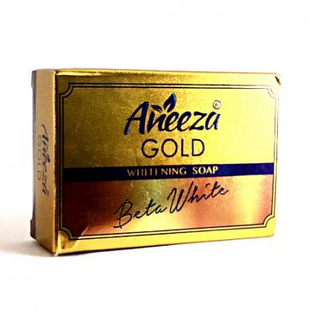 Aneeza Gold Beta White Soap