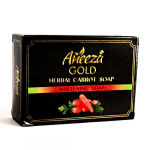 Aneeza Gold  Herbal Carrot Soap