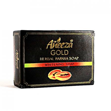 Aneeza Gold Herbal Papaya Soap