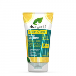 Dr Organics Skin Clear Deep Pore Face Wash (5in1)-  125ml